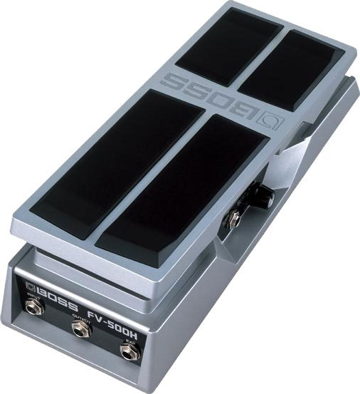 Boss FV-500H Volume/expression pedal