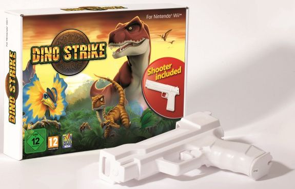 Dino Strike (deutsch) (Wii)