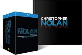 Christopher Nolan Director's Collection Box (Blu-ray) (UK)