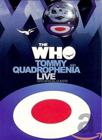 The Who - Tommy And Quadrophenia (DVD)