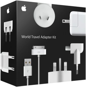 Apple MB974ZM/A world travel adapter kit