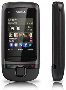 Nokia C2-05 dynamic grey