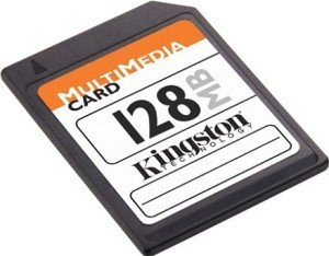 Kingston MultiMedia Card (MMC) 128MB (MMC/128)