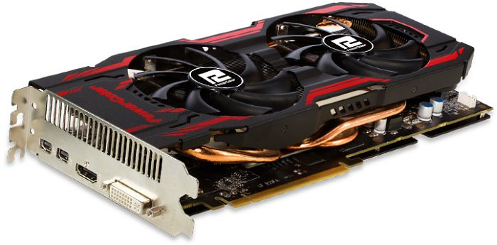 PowerColor Radeon R9 280 TurboDuo OC, 3GB GDDR5, DVI, HDMI, 2x Mini DisplayPort (AXR9 280 3GBD5-T2DHE/OC)