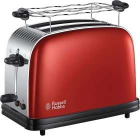 Russell Hobbs Colours Plus+ Toaster flame red (23330-56)