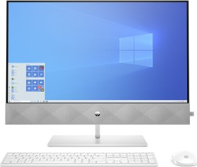 HP Pavilion All-in-One 27-d0303ng Snowflake White (13N13EA#ABD)