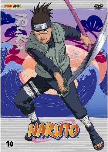 Naruto Vol. 10 (Folgen 41-44) -- via Amazon Partnerprogramm
