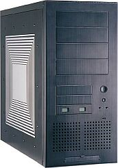 Lian Li PC-6090 Midi-Tower aluminum black (without power supply)