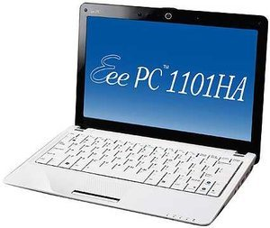 ASUS Eee PC 1101HA white (90OA1JD14223AA1E505Q/90OA1JD142234A1K52EQ)
