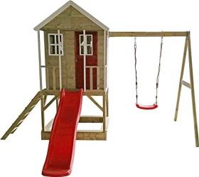 Wendi Toys Spielhaus Alpaka mit Schaukel und Rutsche (WTM10)