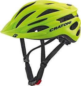 240g Fahrrad Cratoni Fahrradhelm Pacer MTB Gr S//M 54-58cm lime matt ca