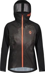 Scott Trail Storm WP Fahrradjacke schwarz/orange pumpkin (Herren) (271579-6275)