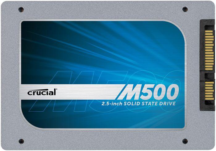 Crucial M500 480GB, SATA (CT480M500SSD1)