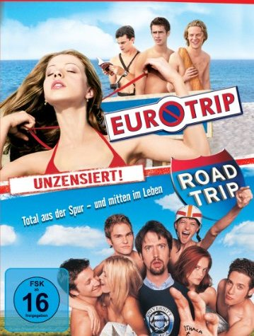 Road Trip/Euro Trip -- via Amazon Partnerprogramm