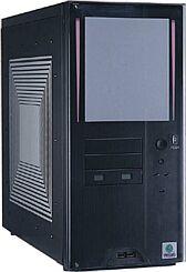 Lian Li PC-6099 Midi-Tower Alu schwarz (ohne Netzteil)