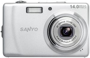 Sanyo Xacti VPC-E1403 silver