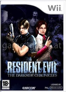Resident Evil - The Darkside Chronicles (englisch) (Wii)