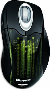 Microsoft wireless IntelliMouse Explorer Night Vision, PS/2 & USB (M03-00062)