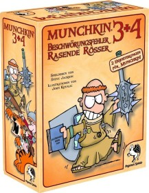 Munchkin 3+4 (extension)
