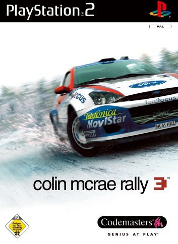 Colin McRae Rally 3.0 (niemiecki) (PS2) -- via Amazon Partnerprogramm
