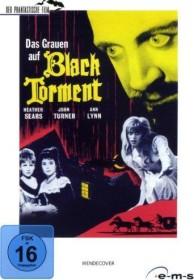 Das Grauen auf Black Torment (DVD)