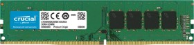 Crucial DIMM 32GB, DDR4-3200, CL22-22-22 (CT32G4DFD832A)