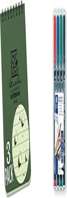 Staedtler Lumocolor 313 permanent sortiert, 4er-Set (313 WP4)