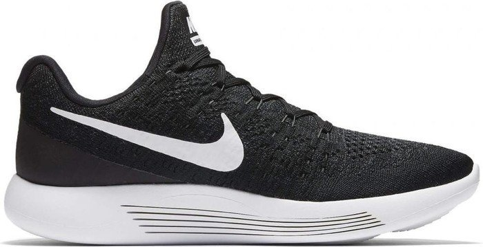 Nike Lunarepic Low Flyknit 2 black/anthracite/white (Herren) (863779-001)  ab € 80,67