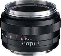 Zeiss ZE Planar T* 50mm 1.4 for Canon EF black -- via Amazon Partnerprogramm