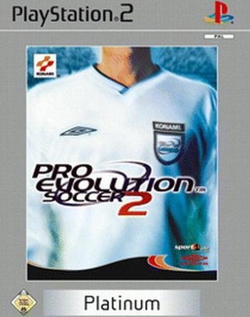 Pro Evolution Soccer 2 (German) (PS2) -- via Amazon Partnerprogramm