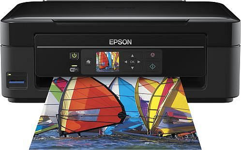 Epson Expression Home XP-305, Tinte