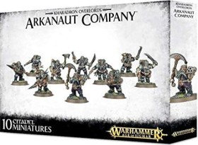Games Workshop Warhammer Age of Sigmar - Kharadron Overlords - Arkanaut Company (99120205020)