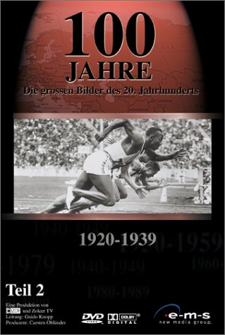 100 Jahre Vol.  2: 1920-1939 -- via Amazon Partnerprogramm