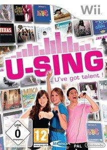 U Sing (englisch) (Wii)