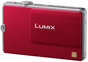 Panasonic Lumix DMC-FP3 red