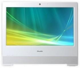 Shuttle X 5020XA Plus weiß, 320GB HDD (PAC-X50V2P21)