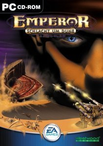 Emperor: Schlacht um Dune (German) (PC)