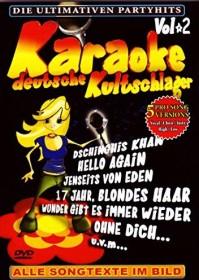Karaoke: Deutsche Kultschlager Vol. 2