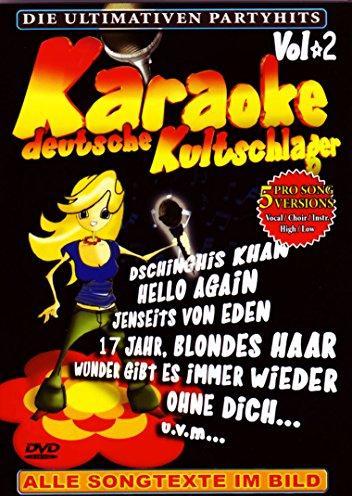 Karaoke: Deutsche Kultschlager Vol. 2 -- via Amazon Partnerprogramm