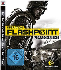 Operation Flashpoint 2 - Dragon Rising (deutsch) (PS3)