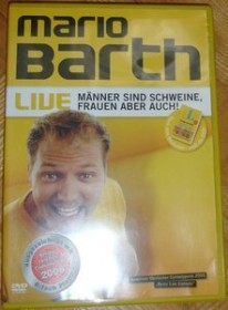 Mario Barth - Männer sind Schweine, Frauen aber auch! (DVD)