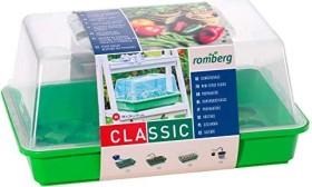 Romberg Classic greenhouse M plant box green (10094102)