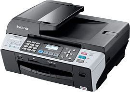 Brother MFC-5490CN, Tinte