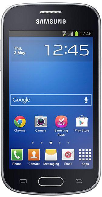 Samsung Galaxy Trend Lite S7390 schwarz