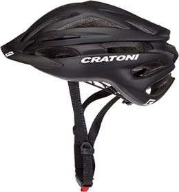 Cratoni Pacer Helm schwarz matt (113001C2/113001C3)