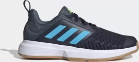 adidas Essence Indoor legend ink/signal cyan/signal green (Herren) (FU8395)