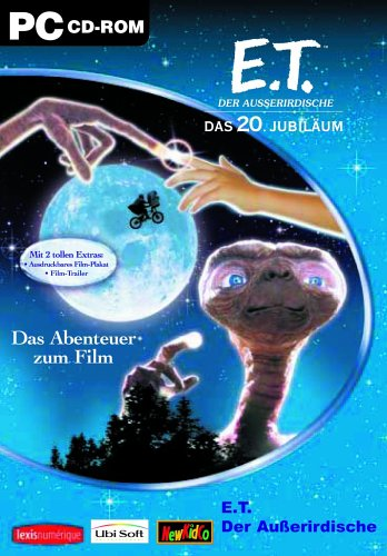 E.T. -  Der Ausserirdische (deutsch) (PC) -- via Amazon Partnerprogramm