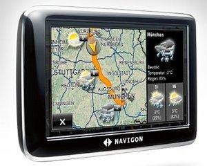 Navigon 6350 Live (B09021304)