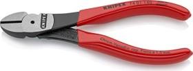 Knipex 74 01 140 high leverage diagonal cutter 140mm
