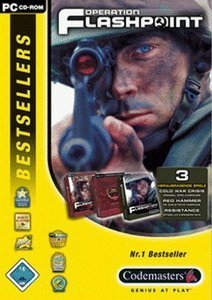 Operation Flashpoint (angielski) (PC)